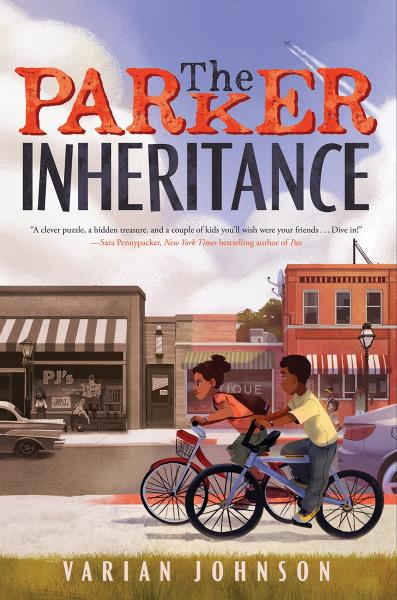 The Parker Inheritance by Varian Johnson