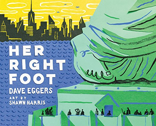 Her Right Foot by by David Eggers